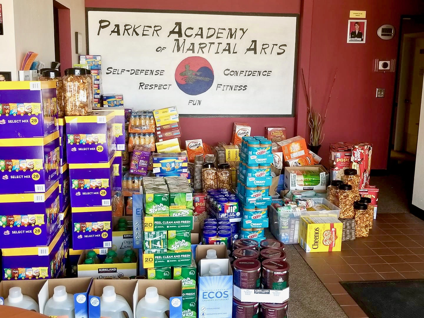 Friends of PAMA Giving Back