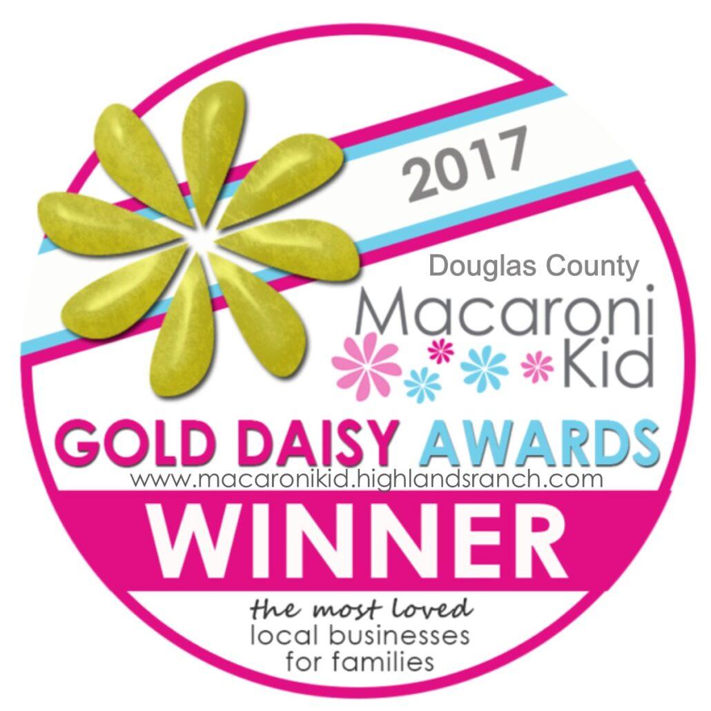 Gold Daisy Winner 2017