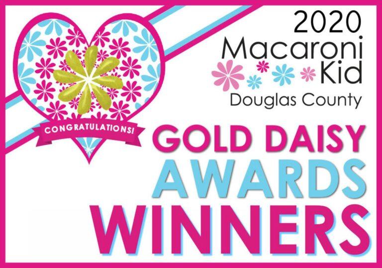 2020 Gold Daisy Award