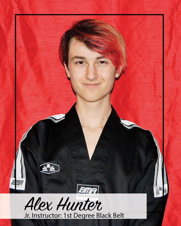 Alex Hunter