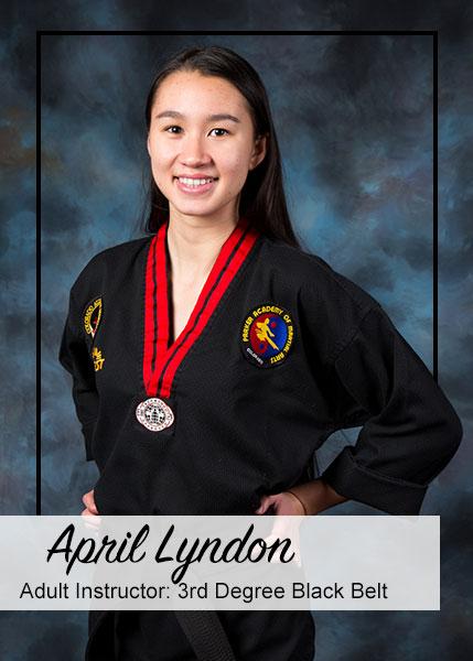 April Lyndon