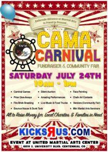 CAMA Carnival