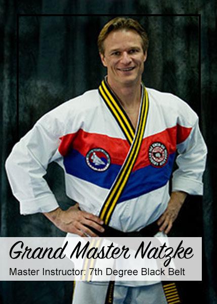 Grand Master Natzke