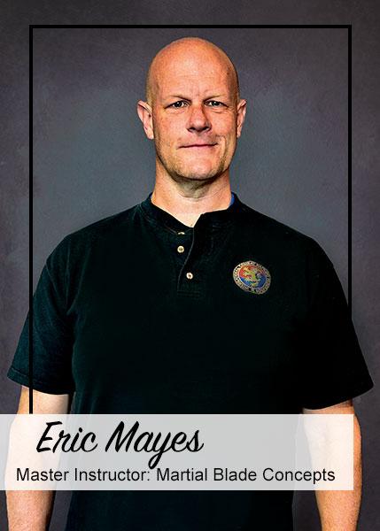 Eric Mayes