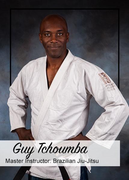 Guy Tchoumba