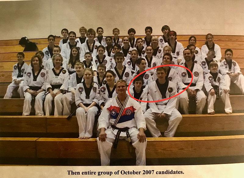 Tim Training 2007
