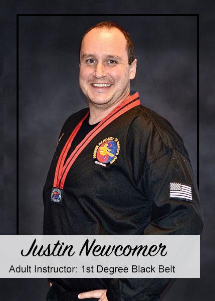 Justin Newcomer