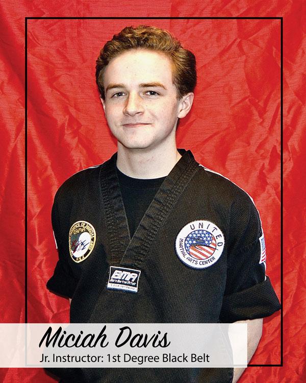 Miciah Davis