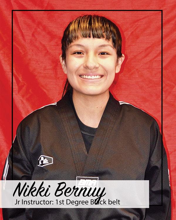 Nikki Bernuy
