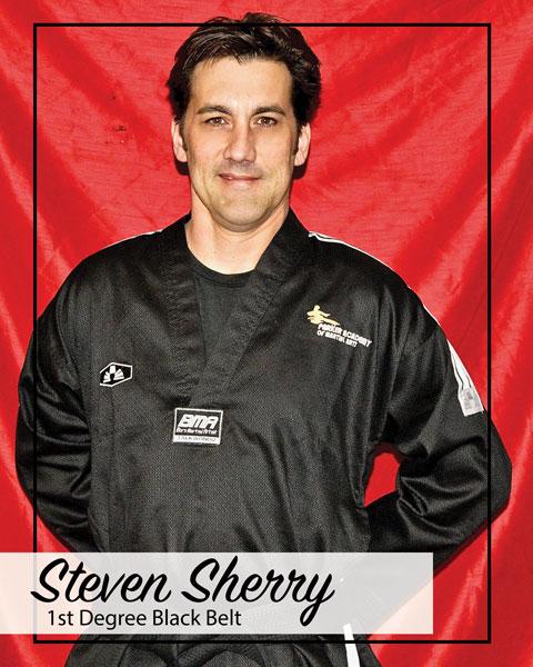 Steven Sherry