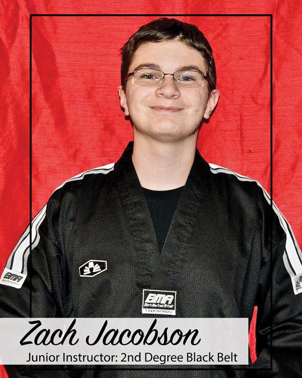 Zach Jacobson