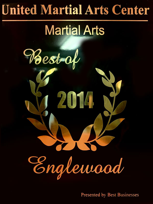 Best of Englewood Award 2014