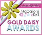 Gold Daisy Winner 2014