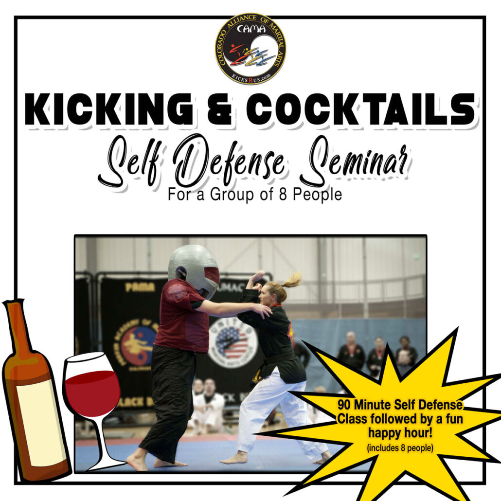 Kicking & Cocktails