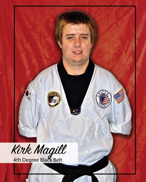 Kirk Magill